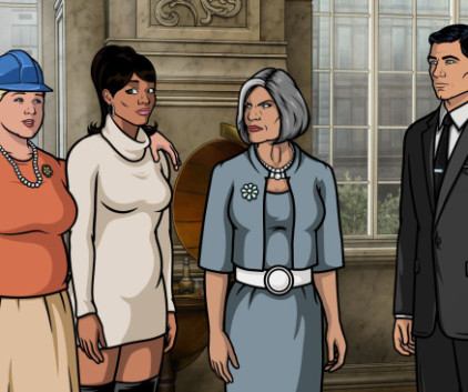 Watch Archer Season 5 Episode 2