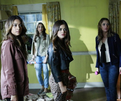 Watch Pretty Little Liars Season 4 Episode 16