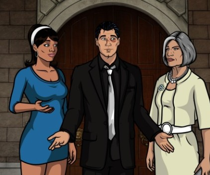 Watch Archer Season 5 Episode 3
