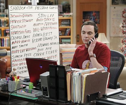 Watch The Big Bang Theory Season 7 Episode 14