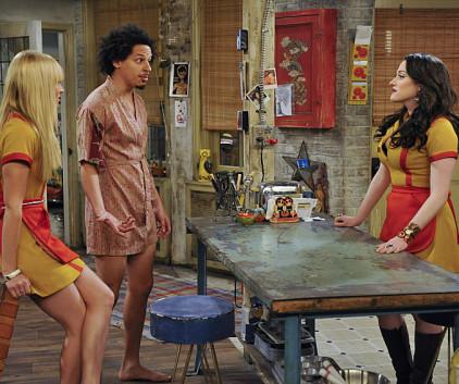 Watch 2 Broke Girls Season 3 Episode 16