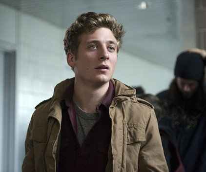 Jeremy Allen White as Lip Gallagher