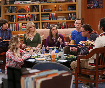Watch The Big Bang Theory Season 7 Episode 16