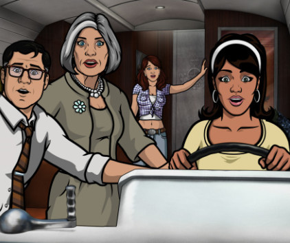 Watch Archer Season 5 Episode 5