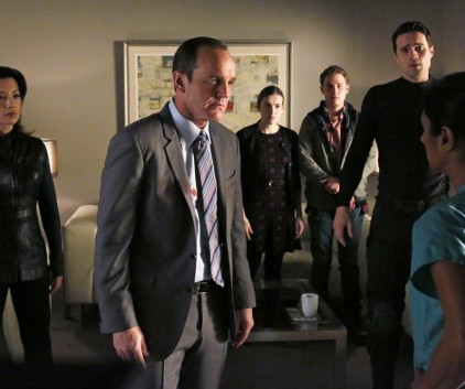 Watch Agents of S.H.I.E.L.D. Season 1 Episode 14