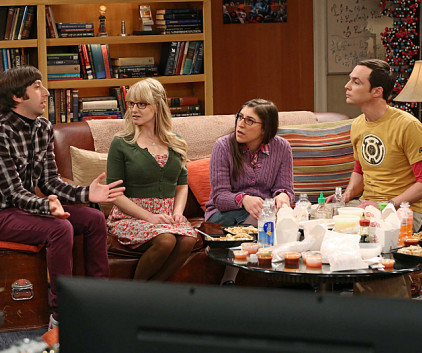 Watch The Big Bang Theory Season 7 Episode 17