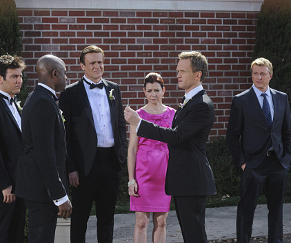 Watch How I Met Your Mother Season 9 Episode 21