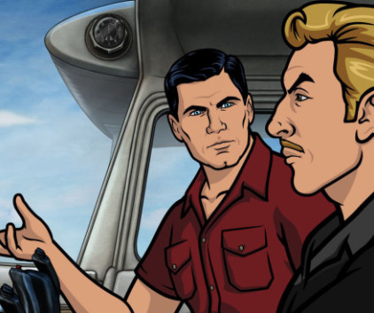Watch Archer Season 5 Episode 7