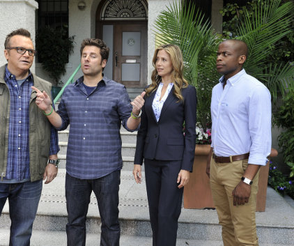 Watch Psych Season 8 Episode 8