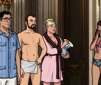 Watch Archer Season 5 Episode 10