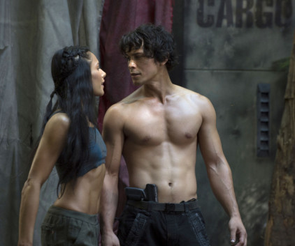 Watch The 100 Season 1 Episode 2