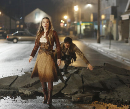 Watch Once Upon a Time in Wonderland Season 1 Episode 13