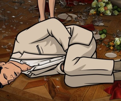 Watch Archer Season 5 Episode 11