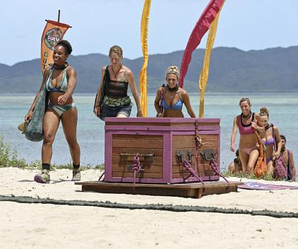 Watch Survivor Season 28 Episode 7
