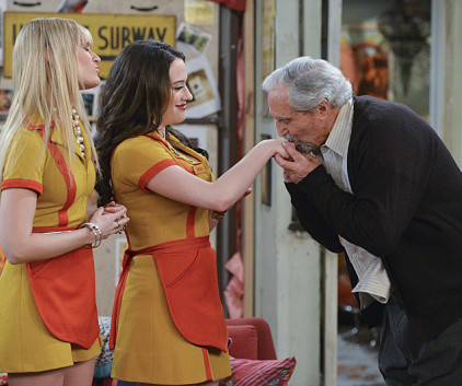 Watch 2 Broke Girls Season 3 Episode 22