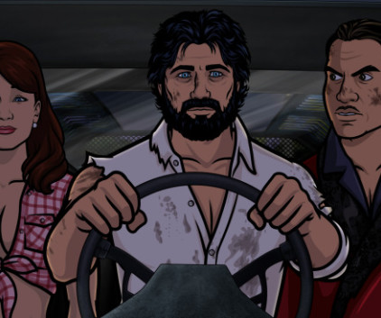 Watch Archer Season 5 Episode 12
