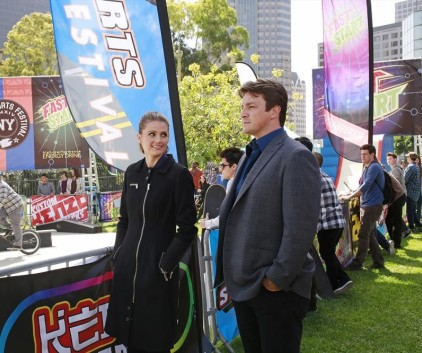 Watch Castle Season 6 Episode 21