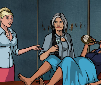 Watch Archer Season 5 Episode 13