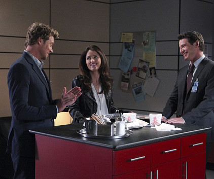 Watch The Mentalist Season 6 Episode 19