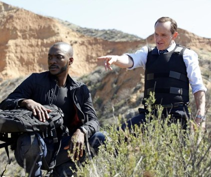 Watch Agents of S.H.I.E.L.D. Season 1 Episode 22