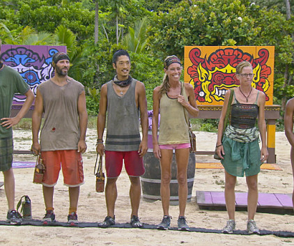 Watch Survivor Season 28 Episode 11