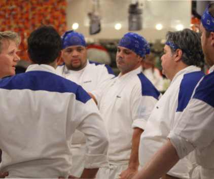 Watch Hell's Kitchen Season 12 Episode 11