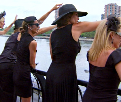 Watch The Real Housewives of New York City Season 6 Episode 12