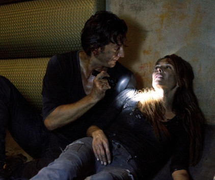 Watch The 100 Season 1 Episode 11