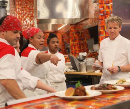 Watch Hell's Kitchen Season 12 Episode 13