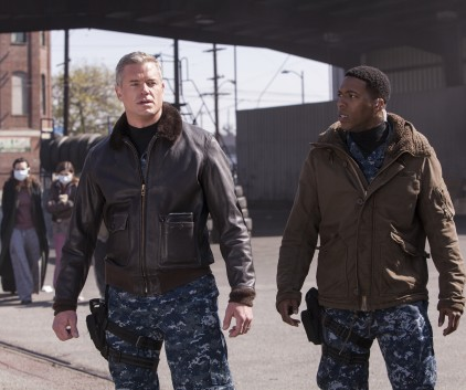 Watch The Last Ship Season 1 Episode 10