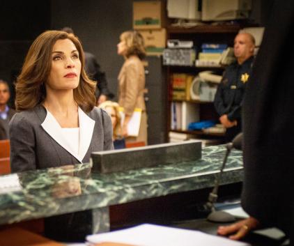Watch The Good Wife Season 6 Episode 1