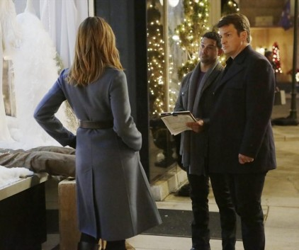 lanie and esposito relationship quotes