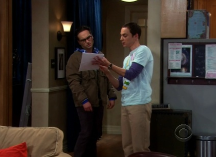 Watch The Big Bang Theory Season 2 Episode 10 Online