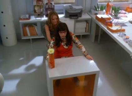 Watch Ugly Betty Season 1 Episode 13 Online