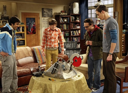 Watch The Big Bang Theory Season 2 Episode 12 Online