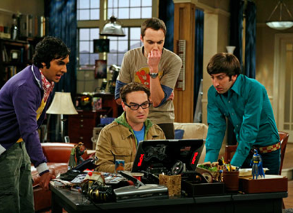 Watch The Big Bang Theory Season 1 Episode 14 Online