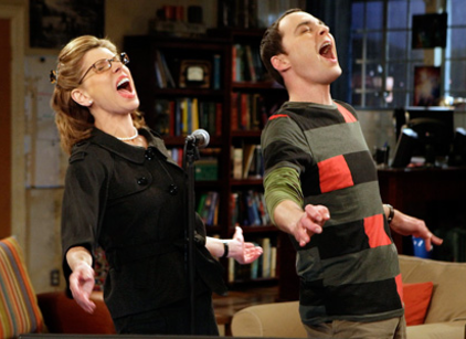 Watch The Big Bang Theory Season 2 Episode 15 Online