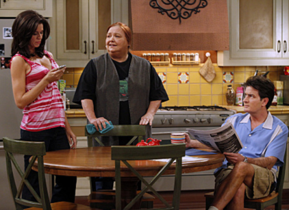 Watch Two and a Half Men Season 6 Episode 19 Online