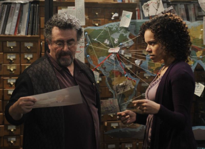 Watch Warehouse 13 Season 1 Episode 2 Online