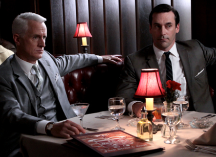 Watch Mad Men Season 3 Episode 1 Online