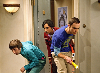 Watch The Big Bang Theory Season 3 Episode 2 Online