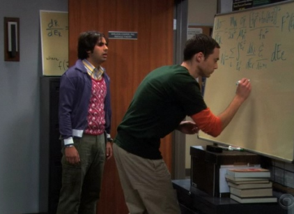 Watch The Big Bang Theory Season 3 Episode 4 Online