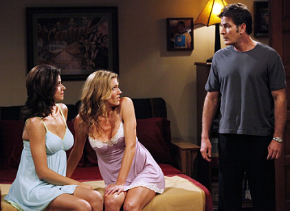 Watch Two and a Half Men Season 7 Episode 8 Online