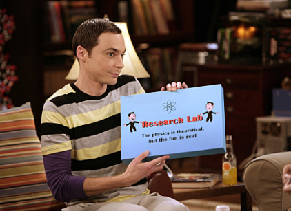 Watch The Big Bang Theory Season 3 Episode 7 Online
