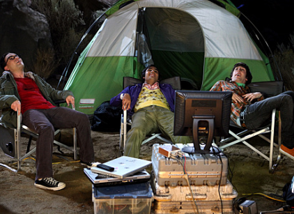 Watch The Big Bang Theory Season 3 Episode 8 Online