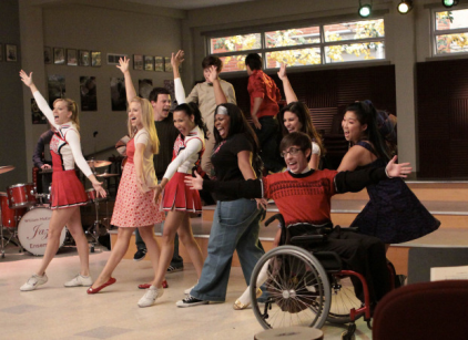 Watch Glee Season 1 Episode 13 Online