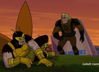 Watch Venture Brothers Season 4 Episode 8 Online