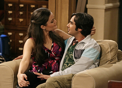 Watch The Big Bang Theory Season 3 Episode 12 Online