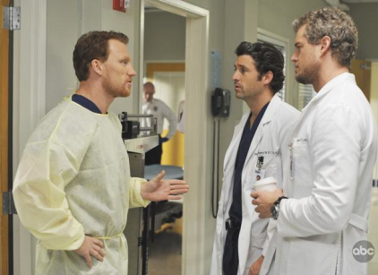 Watch Grey's Anatomy Season 5 Episode 5 Online