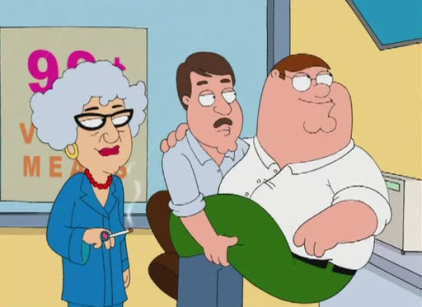 Watch Family Guy Season 5 Episode 2 Online
